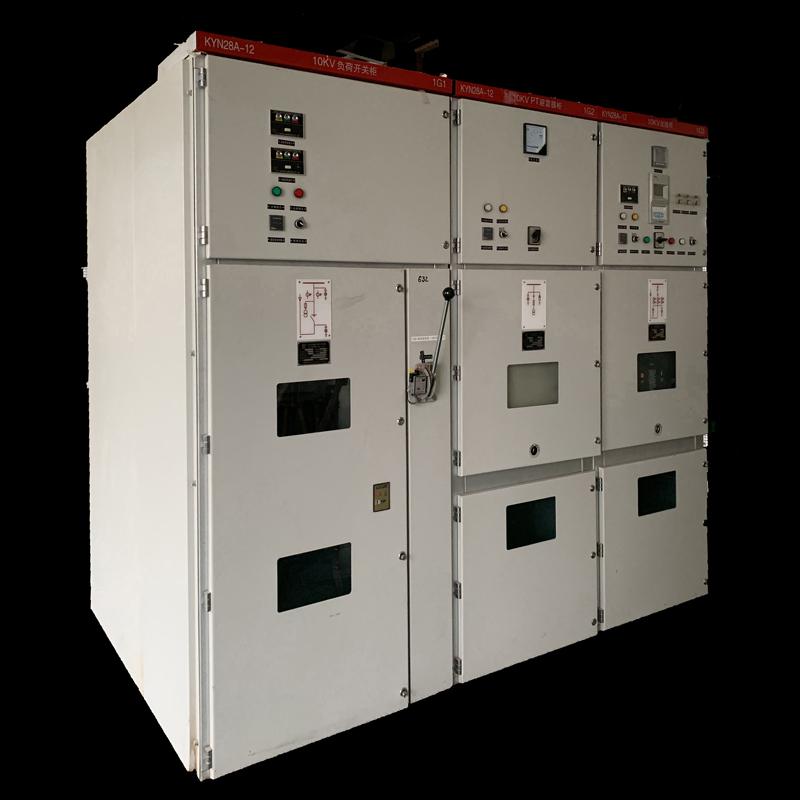 KYN28A-12中置式高壓柜